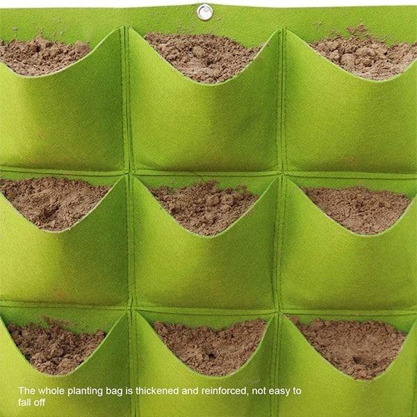 9 kieszeni na rośliny image