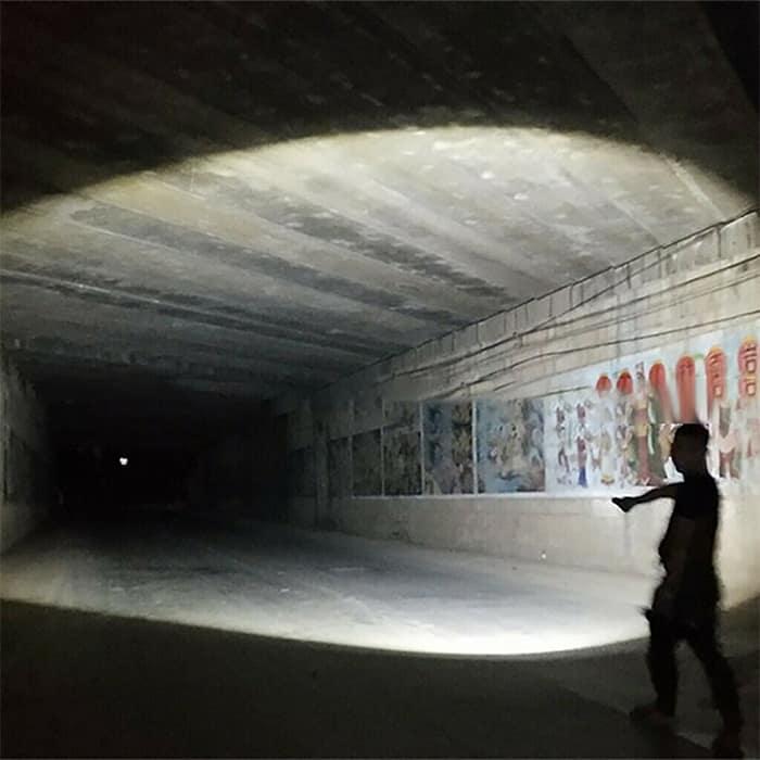 mocne światło w każdych warunkach. image